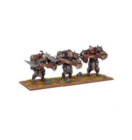 Mantic Games Ogre Shooter Horde