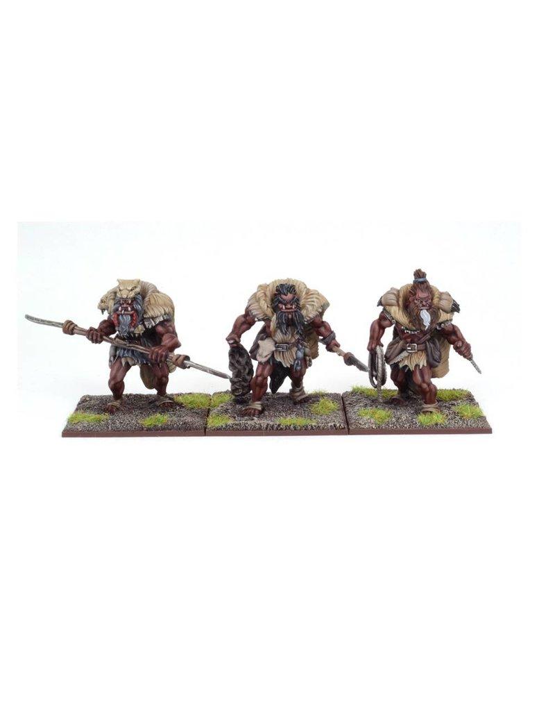 Mantic Games Ogres: Hunter Regiment