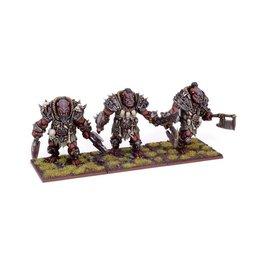 Mantic Games Berserker Brave Regiment