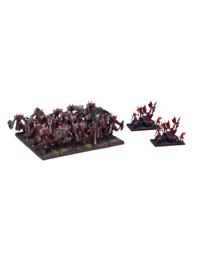 Mantic Games Forces Of The Abyss: Lower Abyssal Regiment