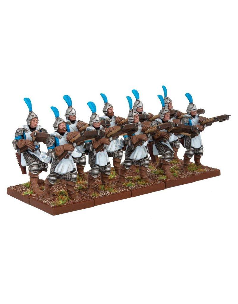 Mantic Games Basilean: Crossbowmen Troop