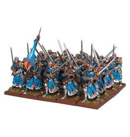 Mantic Games Paladin Foot Guard Regiment