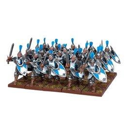 Mantic Games Men-at-Arms Regiment