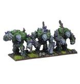 Mantic Games Forces Of Nature: Earth Elemental Regiment