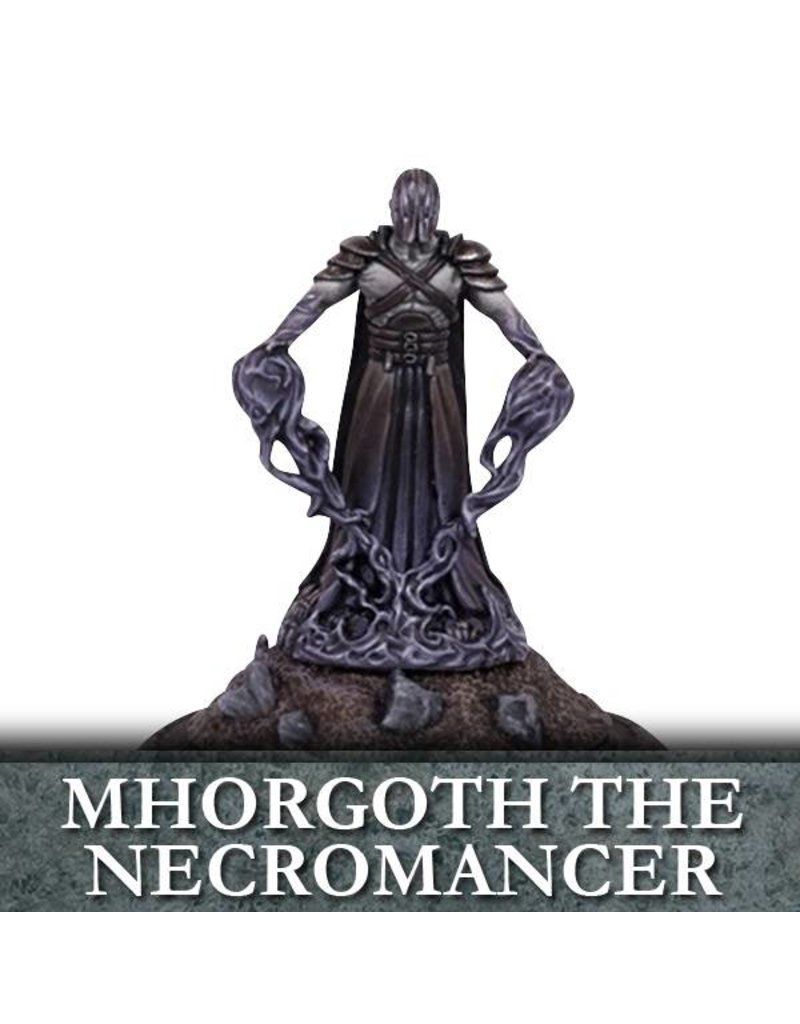 Mantic Games Undead: Mhorgoth the Faceless Necromancer