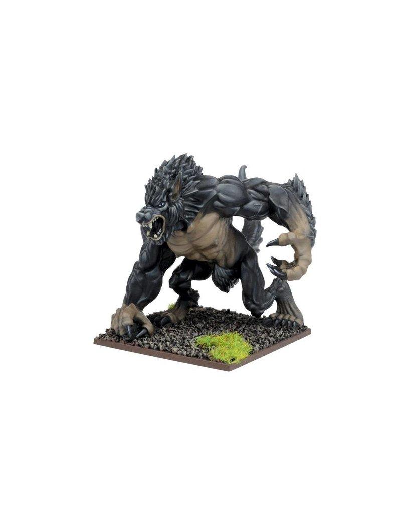 Mantic Games Undead: Lykanis, Werewolf Alpha