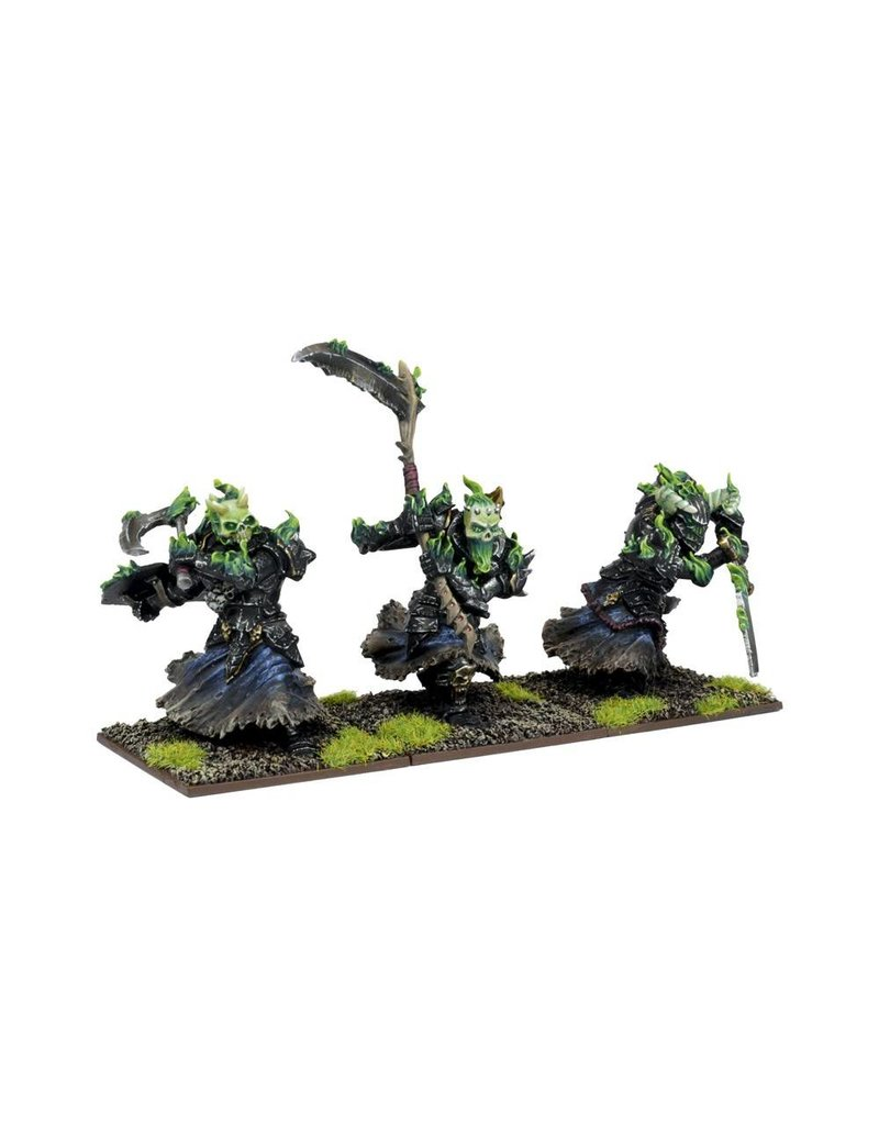 Mantic Games Undead: Wights Regiment