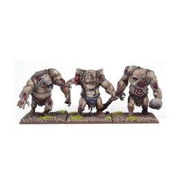 Mantic Games Zombie Troll Regiment