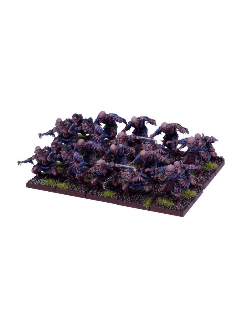 Mantic Games Undead: Ghoul Regiment