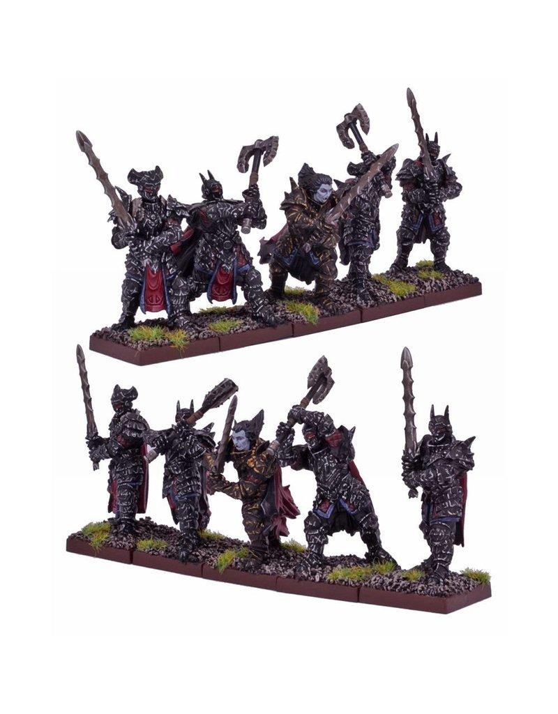 Mantic Games Undead: Soul Reaver Infantry Troop