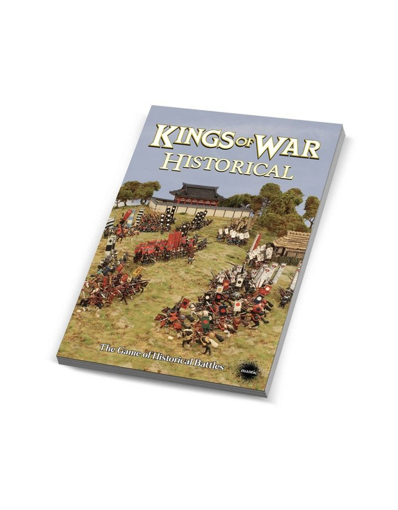 Mantic Games Kings of War Historical Armies