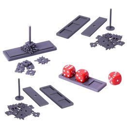 Mantic Games Damage Trackers