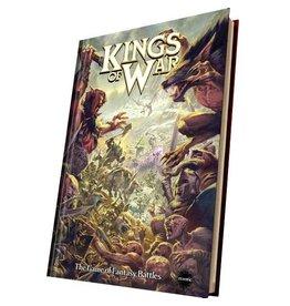 Mantic Games Kings of War 2nd Edition Hardback Rulebook