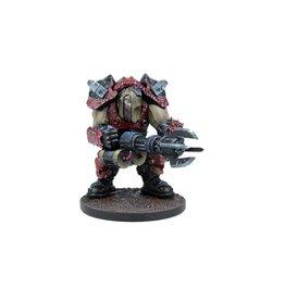 Mantic Games Ogre Mercenary Warrior