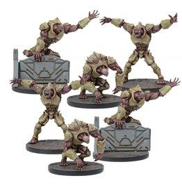 Mantic Games 2nd Gen Mutants