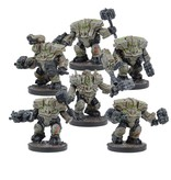Mantic Games Warpath / Deadzone: Forge Fathers Forge Guard