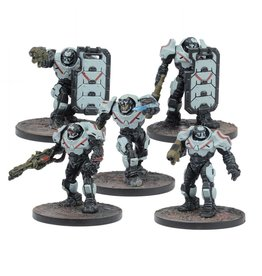 Mantic Games Peacekeepers