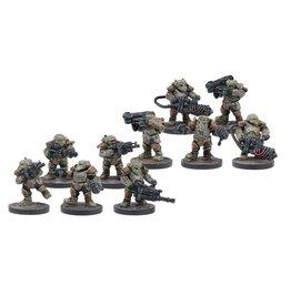Mantic Games Steel Warriors
