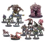 Mantic Games Warpath /Deadzone: Plague Faction Booster Box Set
