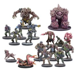 Mantic Games Plague Faction Booster