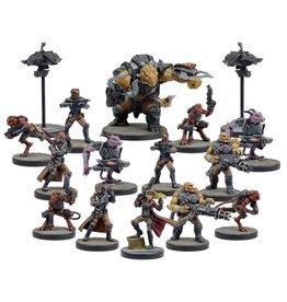 Mantic Games Rebs Faction Starter