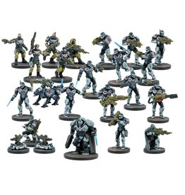 Mantic Games Enforcer Faction Starter