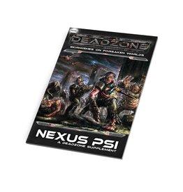 Mantic Games Nexus Psi Sourcebook