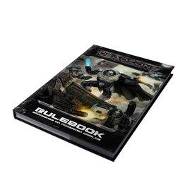 Mantic Games 2nd Edition Hardback Rulebook