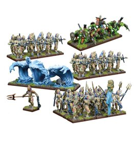 Mantic Games Trident Realm of Neritica Starter Army