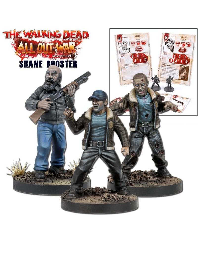 Mantic Games The Walking Dead: Shane Booster