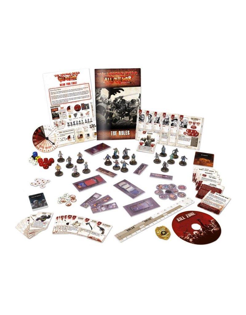 Mantic Games The Walking Dead Miniatures Game - Core Set