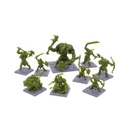 Mantic Games Green Rage Miniatures Set