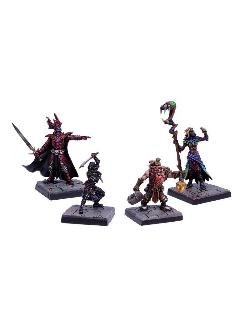 Mantic Games Dungeon Saga: Heroes of Mantica