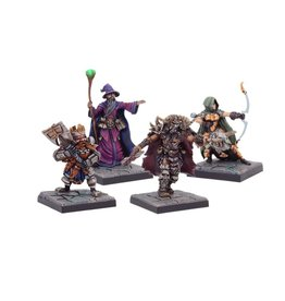 Mantic Games Legendary Heroes of Dolgarth