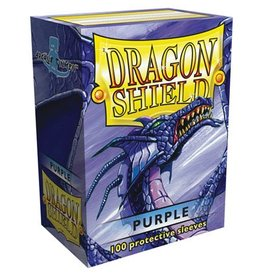 ARCANE TINMEN Dragon Shield Sleeves Purple (100)