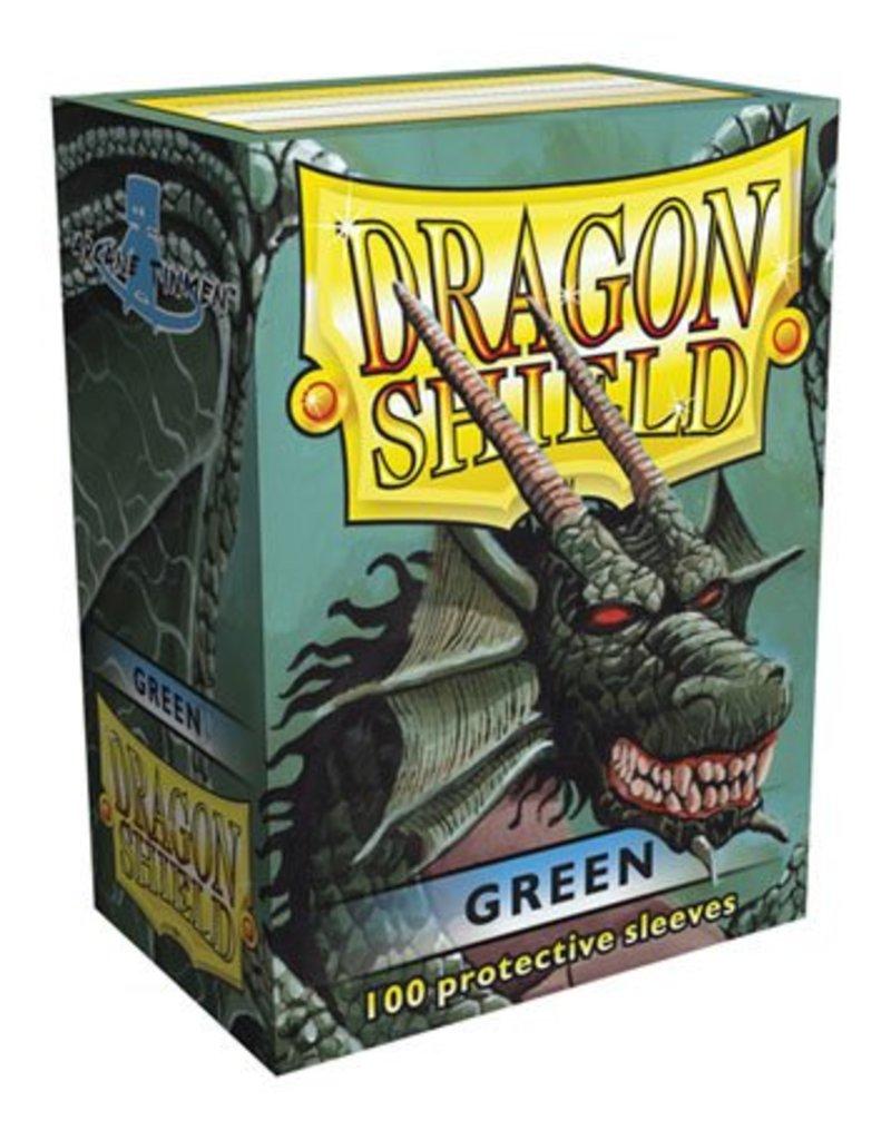 ARCANE TINMEN Dragon Shield Sleeves Green (100)
