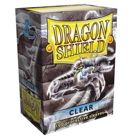 ARCANE TINMEN Dragon Shield Sleeves Clear (100)