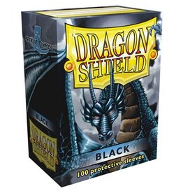 ARCANE TINMEN Dragon Shield Sleeves Black (100)