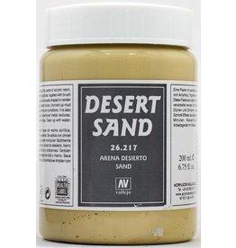 Vallejo Desert Sand Paste 200ml