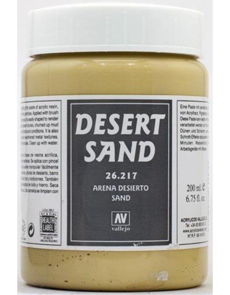 Vallejo Diorama Effects - Desert Sand Paste 200ml