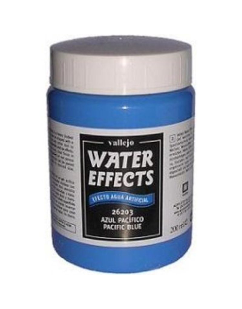 Vallejo Diorama Effects - Pacific Blue 200ml