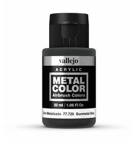 Vallejo Gunmetal Grey 32ml