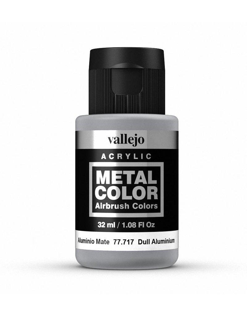 Vallejo Metal Color - Dull Aluminium 32ml