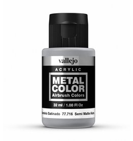 Vallejo Semi Matte Aluminium 32ml