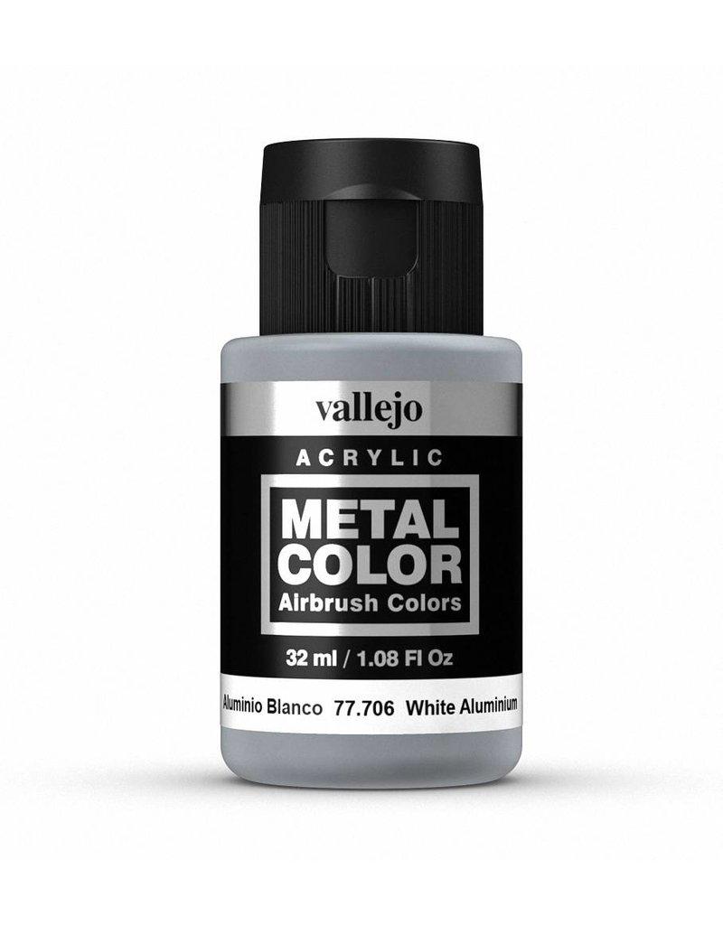 Vallejo Metal Color - White Aluminium 32ml