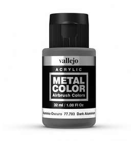 Vallejo Dark Aluminium 32ml