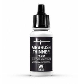 Vallejo Airbrush Thinner 17ml
