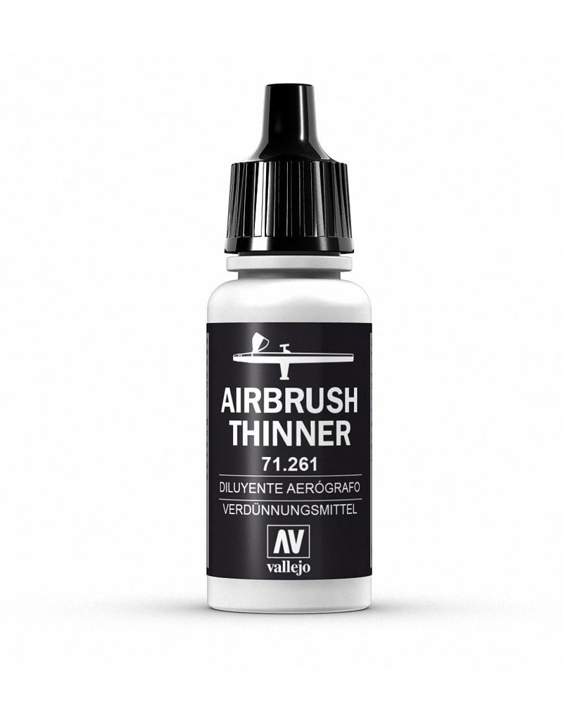 Vallejo Model Air – Airbrush Thinner 17ml