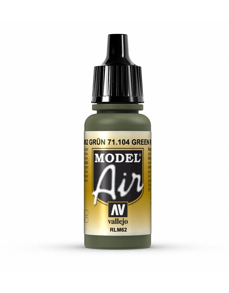 Vallejo Model Air - Green (RLM 62) 17ml