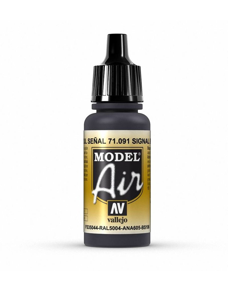 Vallejo Model Air - Signal Blue 17ml